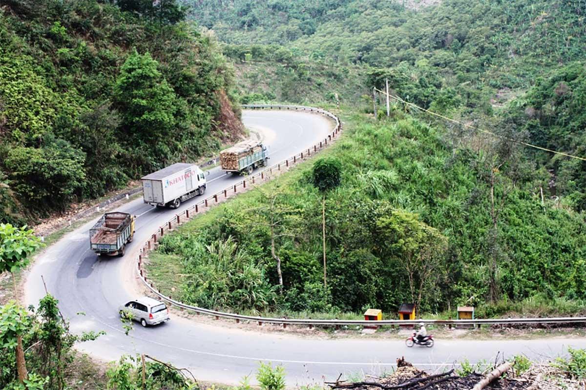 Tuyến quốc lộ 26 nối Nha Trang đi Buôn Ma Thuột - TUYẾN CAO TỐC BUÔN MA THUỘT - NHA TRANG
